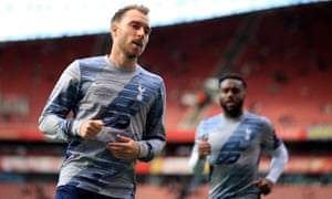 Christian Eriksen: 'I wish I could decide my future like in
