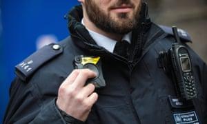 Met police camera