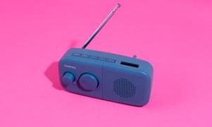 Goodmans Pebble radio