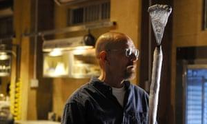 Bryan Cranston in Breaking Bad episode Fly