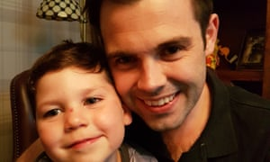 Joe and, son, Tom Levelle