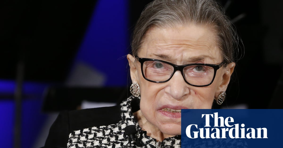 Ruth Bader Ginsburg says she is being treated for recurrence of cancer