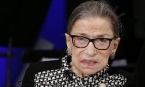 Ruth Bader Ginsburg: 'A periodic scan in February followed by a biopsy revealed lesions on my liver.'