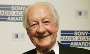 Brian Matthew, who has died at the age of 88.