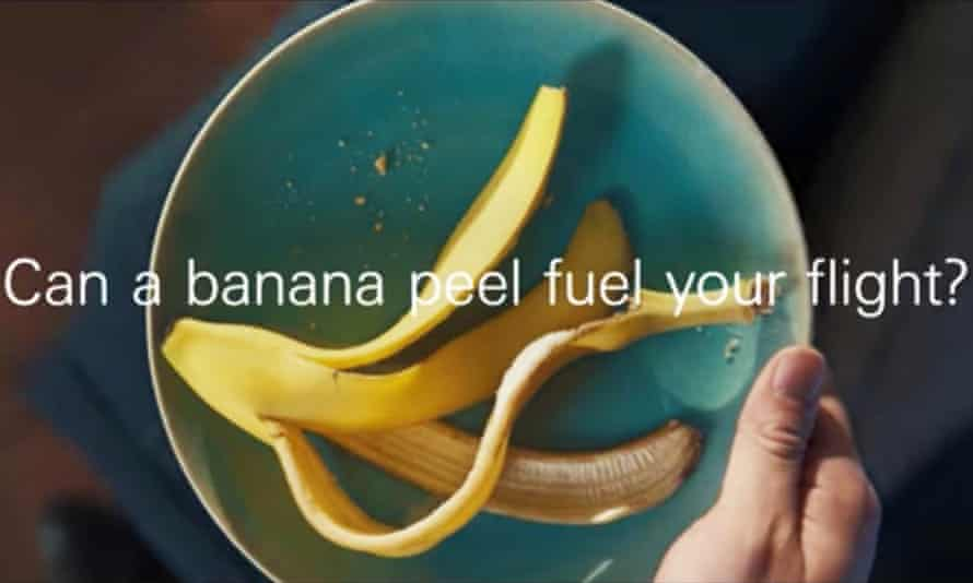 A still from a BP ad campaign that appeared on Facebook.