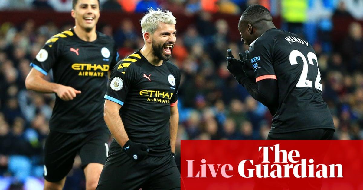 Aston Villa v Manchester City: Premier League – live!