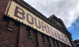 The Bournville factory
