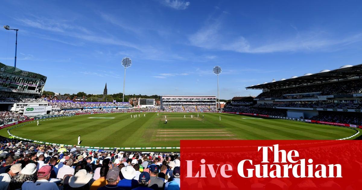Ashes 2019: England v Australia, third Test day three –live!