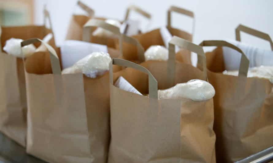 Free school meal packages