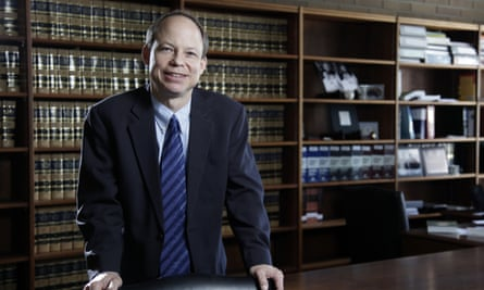 Santa Clara County superior court judge Aaron Persky