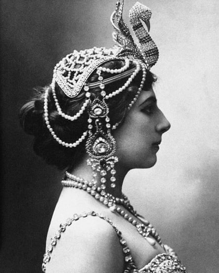 Mata Hari … 'My husband has given me a distaste for matters sexual.'
