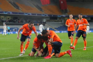 basaksehir 2 1 manchester united champions league as it happened football the guardian basaksehir 2 1 manchester united