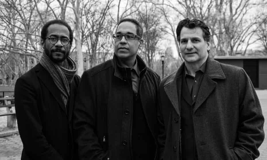A trio who have learned to listen … Brian Blade, Danilo Pérez and John Patitucci.