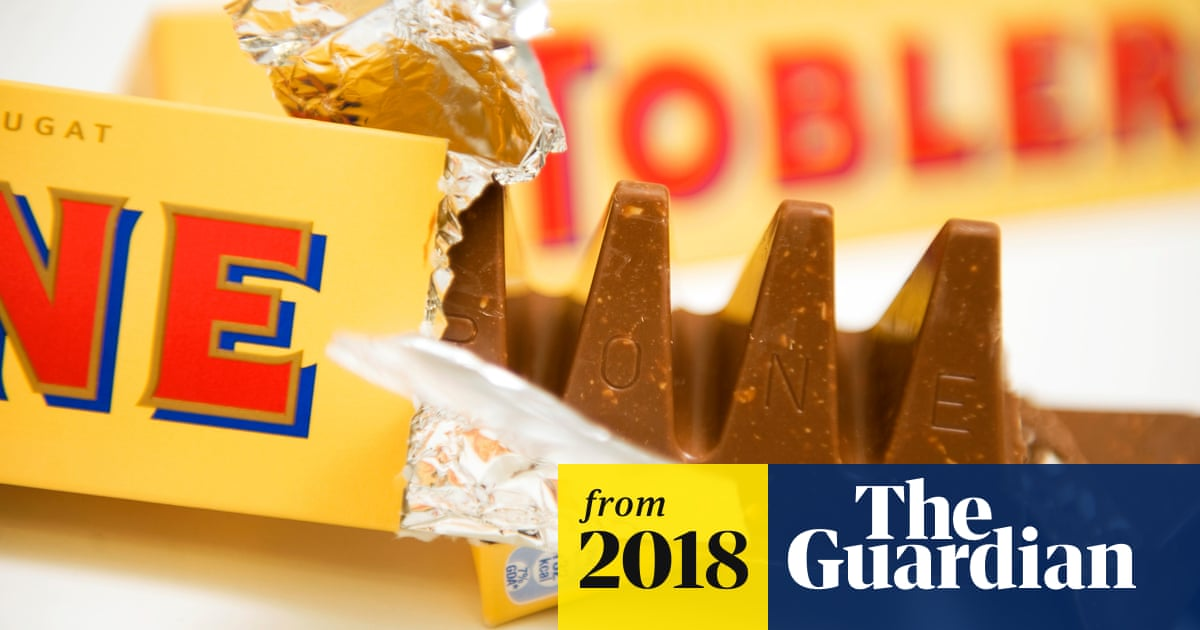 Toblerone to revert to original shape but with bigger size