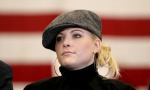 'It is not how you die. It is how you live,' Meghan McCain said on ABC's The View, on which she is a co-host.