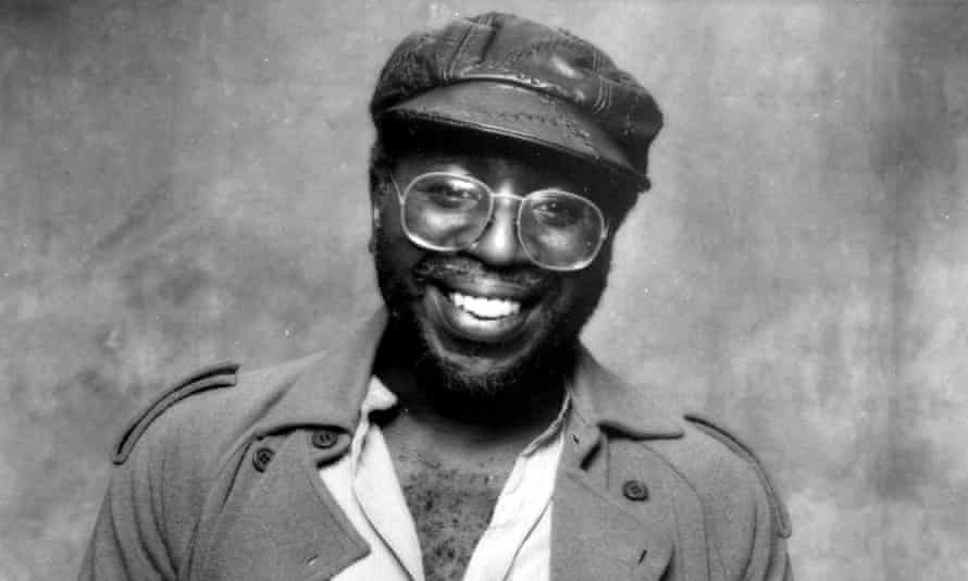 'Characterised by optimism' ... Curtis Mayfield.
