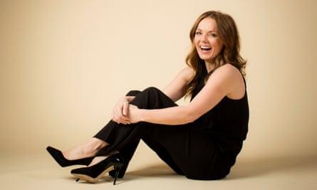 Geri Horner: 'We all materialise at different ages.'