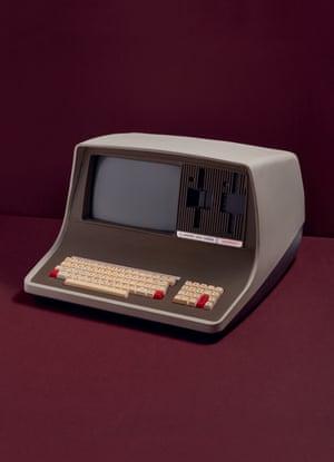 Intertec Superbrain (1979) home computer.