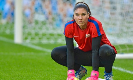 4b2b9dbf566 USA s Hope Solo given six-month ban for calling Sweden  a bunch of cowards