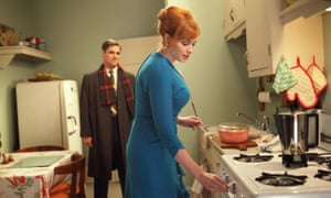Season four of Mad Men: why not jump in there and then?
