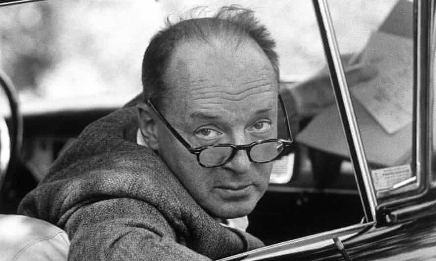 Vladimir Nabokov in New York in 1958.