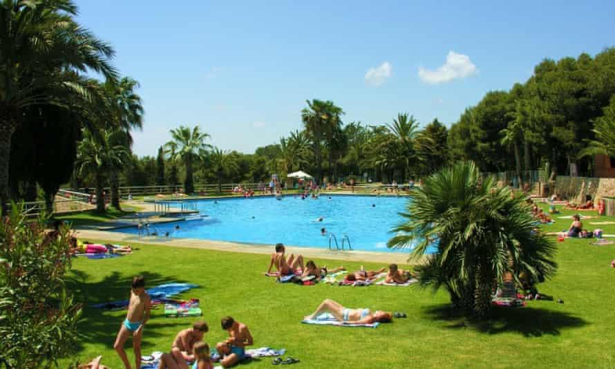 Vilanova Park, Costa Dorada, Spain