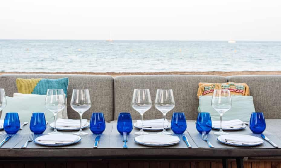 Chiringuito Blue, Ibiza