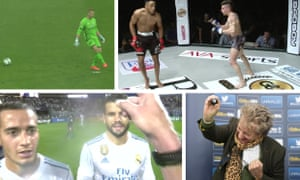 Youtube Archive Sport The Guardian