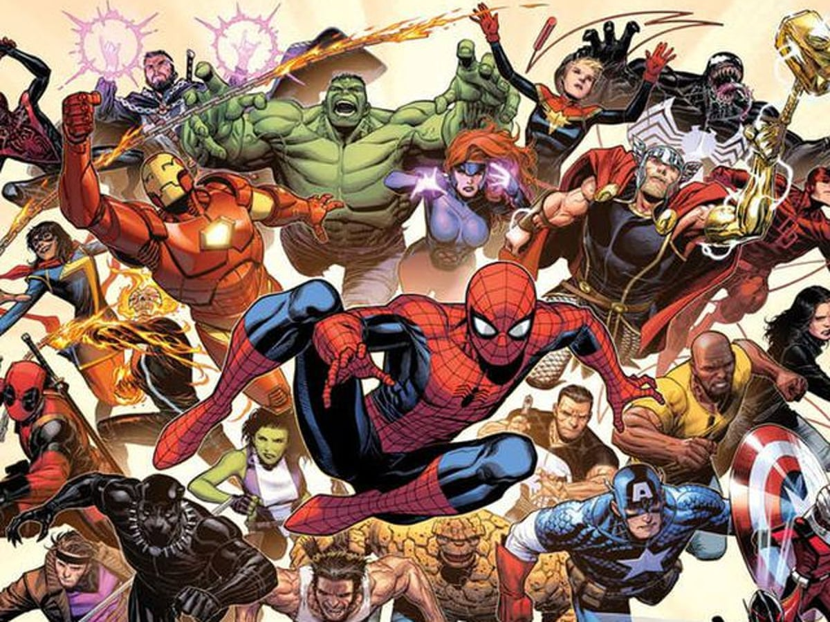 Marvel comics' Fresh Start looks like a return to old cliches ...