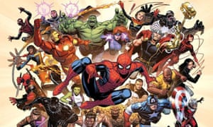 the Marvel Fresh Start lineup, launching in May.