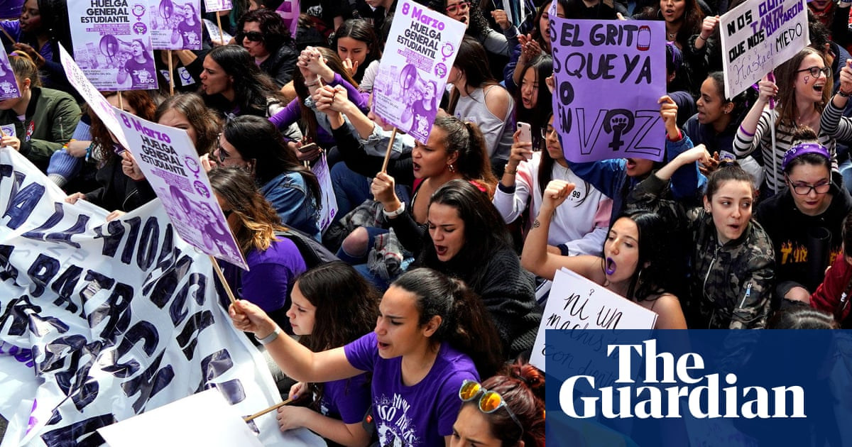 Mass protests in Spain after 19 women are murdered by partners