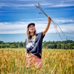 Abi Aspen Glencross: 'Heritage grains are delicious: when you stop growing for yield and you start growing for quality, the flavour is insane.'