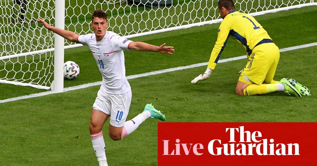 Scotland 0-2 Czech Republic: Euro 2020 – as it happened