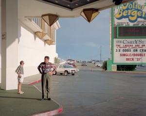 Valet Pickup, Las Vegas, 1992