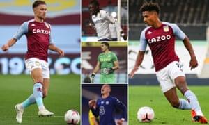 Villa have signed Matty Cash, Bertrand Traoré, Ollie Watkins, Ross Barkley and Emiliano Martínez this summer.