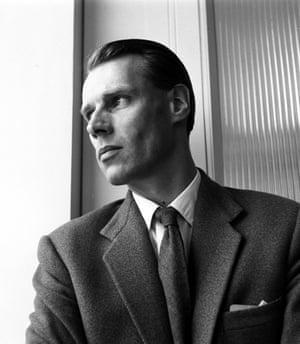 George Martin in 1960.