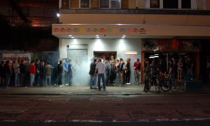 The alt city guide to glasgow travel the guardian for Chambre 69 club glasgow