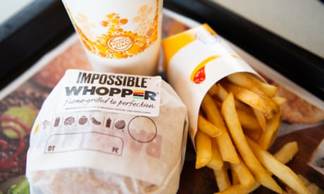 Burger King launches vegan Whopper: 'Nobody can tell the difference'