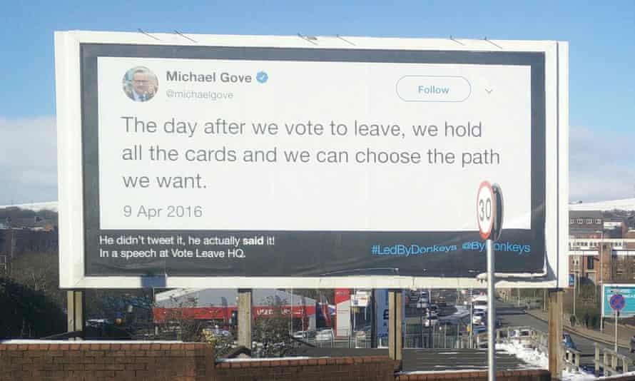 A Michael Gove quote, Rochdale.