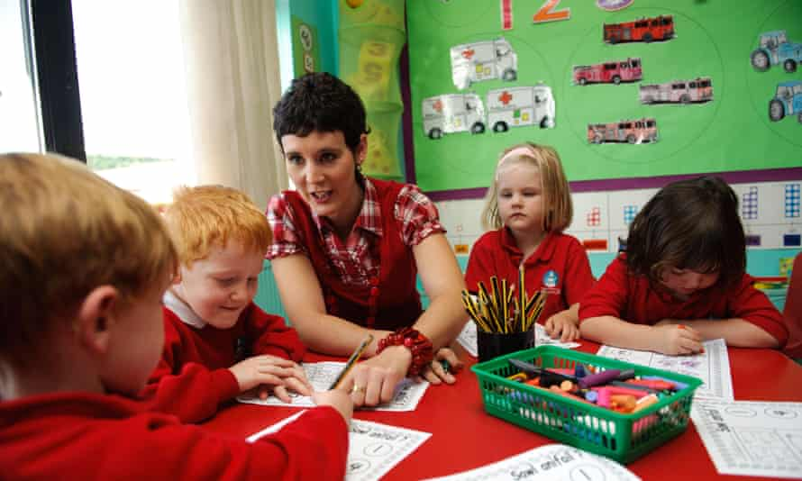 Class sizes will be capped for pupils aged between 5 and 7.