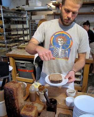 San Francisco's Josey Baker