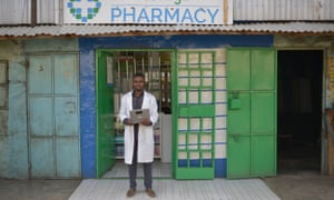Access Afya's chain of low-cost clinics rely on a combination of technology, operational excellence and investment in staff like Zeddy.