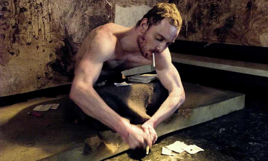Michael Fassbender in Steve McQueen's Hunger.
