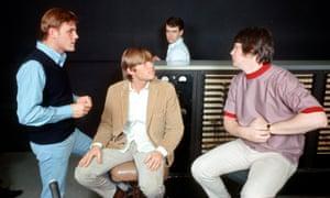 The Beach Boys in 1966
