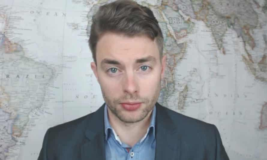 You want to say: Dude, it's great that you left your flat.' Paul Joseph Watson.