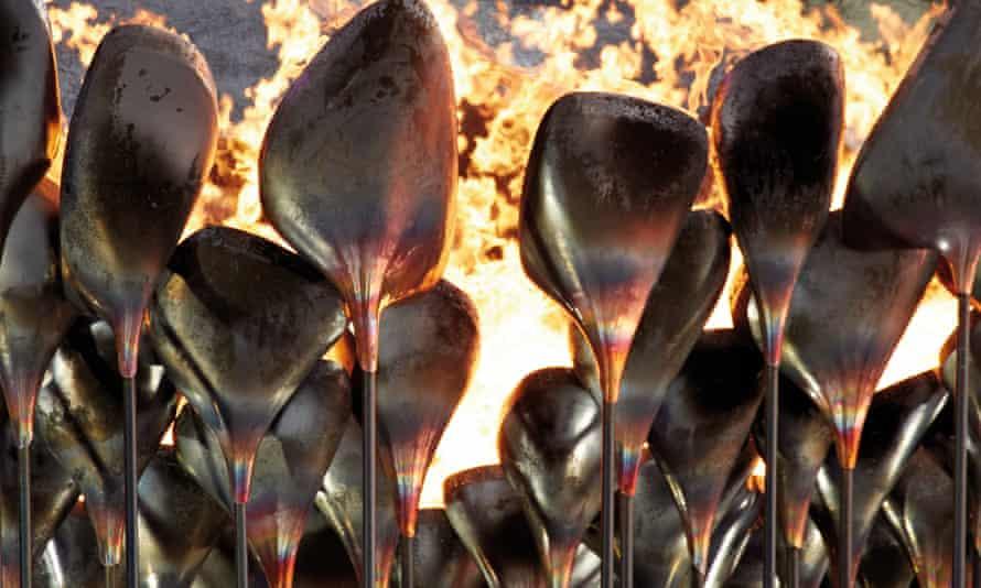 Heatherwick's Olympic Cauldron