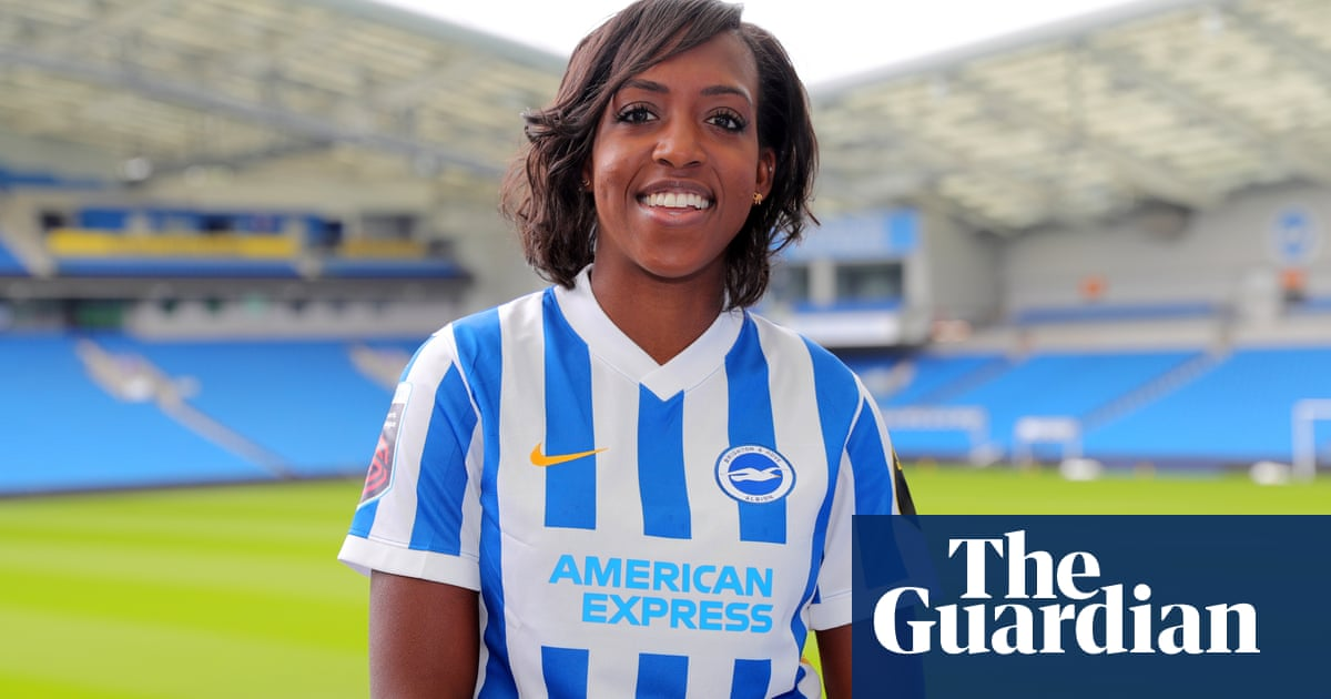 Brighton's Danielle Carter: 'Those injuries are a massive part of my life'