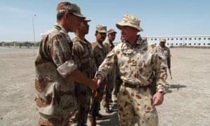 australian military iraq 2007