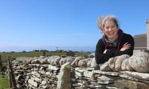 Fran Holinderk, a resident of Orkney.