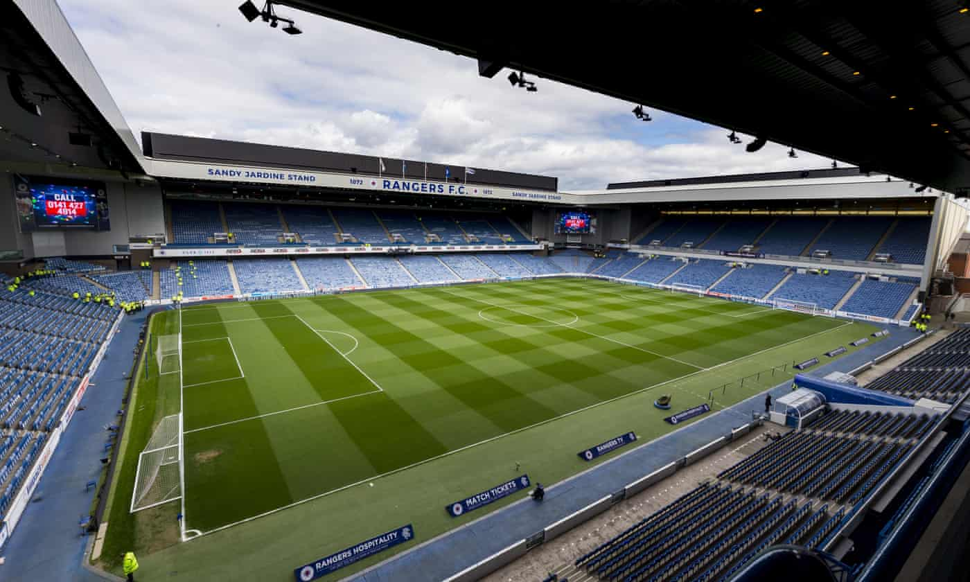 Rangers punished for sectarian chants with seat restriction for Legia Warsaw